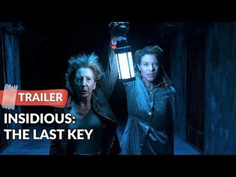 Insidious: The Last Key 2018  HD  Javier Botet  Josh Stewart