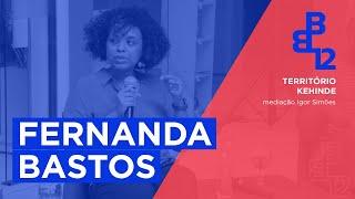 Território Kehinde com Fernanda Bastos - Mesa 8 - Vídeo 3/4