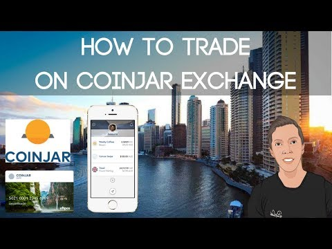 How To Trade On CoinJar Exchange (The Beginners Guide)