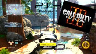 COD BO3 ( PS3 Multiplayer gameplay HD!!)