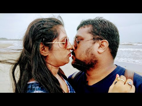GOA BEACH ROMANCE | CALANGUTE BEACH  GOA INDIA | HD