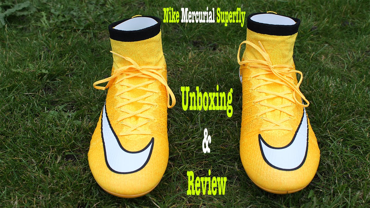 b835e2ad1e2 Nike Mercurial Superfly 4 FG-Pro Laser Orange - Review + On Feet ...