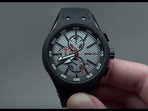 Momo Design Vanguard Men's Watch Model: 1001BK-RB-03FCWT