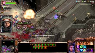 Heart Of The Swarm On Brutal - Mission #23: The Reckoning