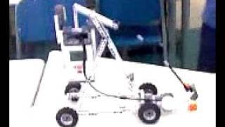 Trebuchet With Lego Mindstorms Nxt