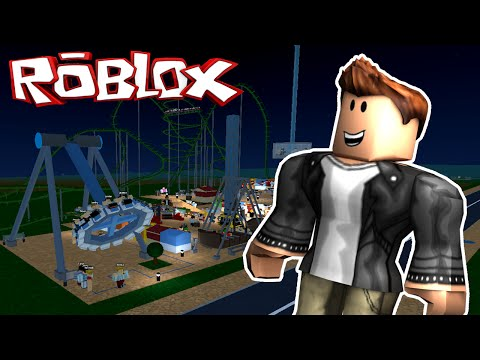 Roblox Theme Park Tycoon 2 Best Theme Park Ever Ep 1 Youtube