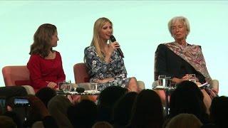Ivanka Trump récuse les accusations de misogynie contre son père thumbnail