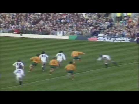 England v Wallabies Match Highlights (1984 Grand Slam)