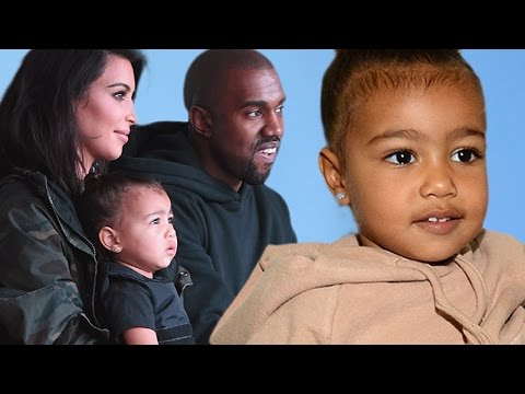 19 Adorable North West Moments