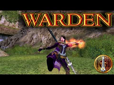 LOTRO: Warden Gameplay 2017 – Lord of the Rings Online | 2017 Gameplay