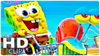 THE SPONGEBOB MOVIE: SPONGE ON THE RUN - World Oceans Day Clip Trailer (2020)