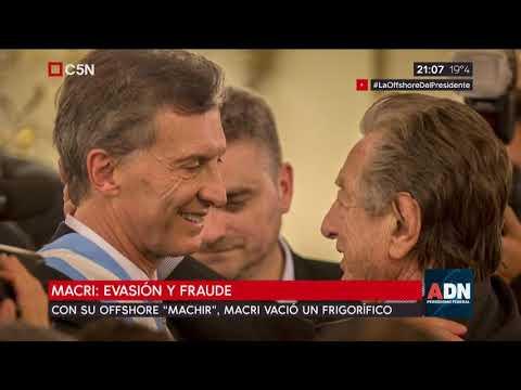 Machir SA, la offshore de Macri para estafar (parte 1)