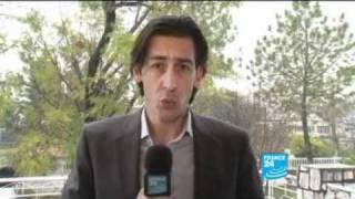 FRANCE 24 - Assassinat du ministre des Minorités religieuses à Islamabad.flv