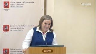 2122 школа ТиНАО рейтинг 399+ (508+) Ханина ОИ зам директора 50% не аттестация ДОгМ 30.10.2018