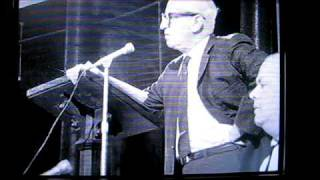 """Herbert Marcuse, """"Liberation from the Affluent Society"""" (1967)"""