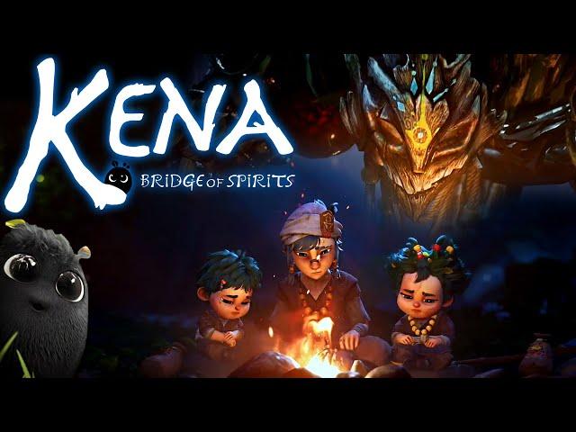 Kena: Bridge of Spirits #2 🧑🏻 Taro´s Befreiung ☄️ [Lets Play Gameplay Deutsch German]