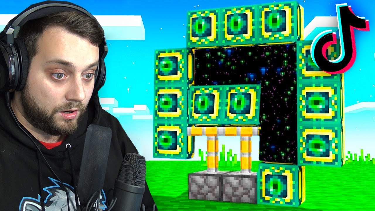 Minecraft Life Hacky Ktoré Určite Nepoznáš