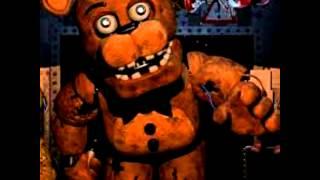 5 ночей с мишкой Фредди песня