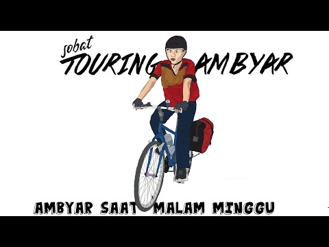 9 Vector Art Bicycle Touring Youtube