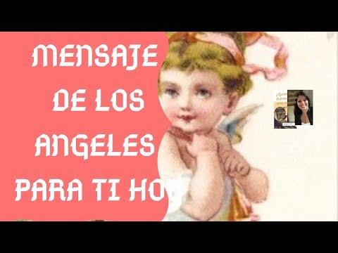 👼⚜️💕💫MENSAJE DE LOS ANGELES PARA TI HOY🌟#204 de 2019💫(FLUYE )
