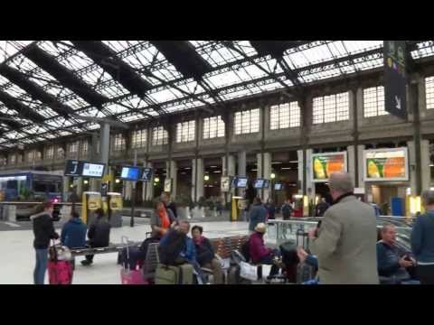 France - TGV Duplex Paris-Marseille (Part1-HD)