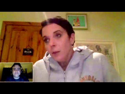 Episode 77 - Amanda Abbington Part 1