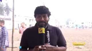 Papparapaam Team Cleaning Project at Pattinapakkam | Galatta Tamil