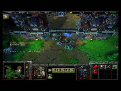 Warcraft III: Reign of Chaos - Human Campaign 1/2