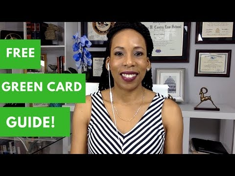 Free Green Card Guide! Smart Immigration Has Launched! [2018]