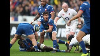 Faits saillants du match: France v Angleterre