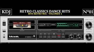 Retro Classics Dance Hits Vol 01 KDJ 2021