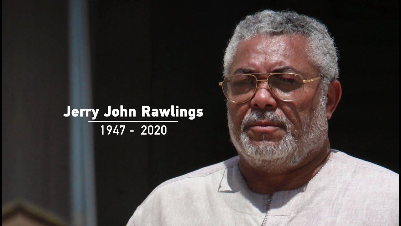 Ex-Prez Rawlings Goes Home on Jan. 27