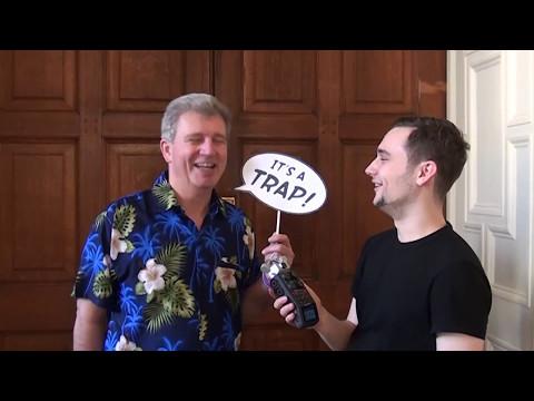 Tim Rose Interview - Oxford Comic Con 2017
