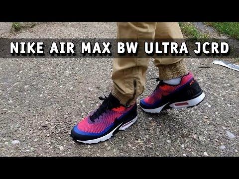 rencontrer 6c6bb 9e458 Nike Air Max BW Ultra Knit Jacquard Premium / Review - YouTube