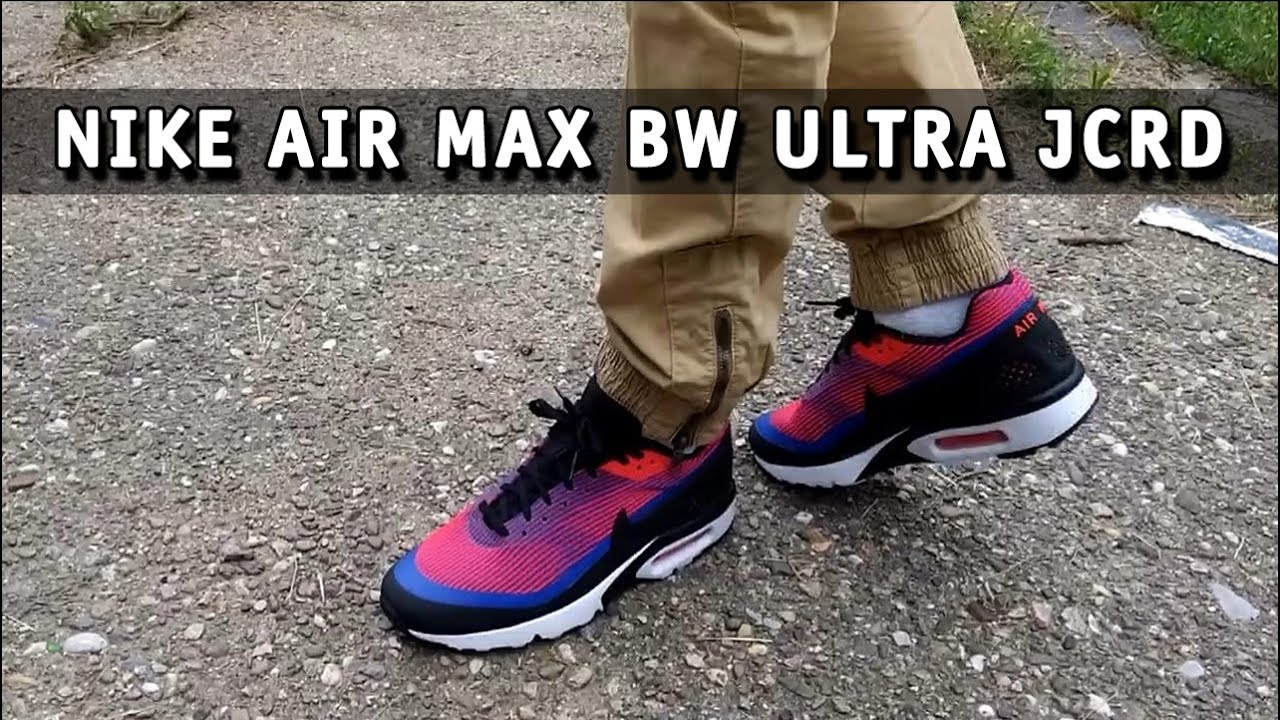 b48df68cc0 Nike Air Max BW Ultra Knit Jacquard Premium / Review - YouTube