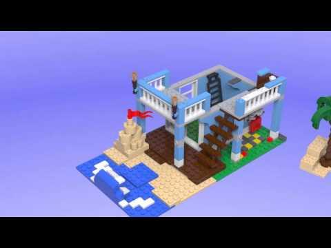 Lego 7346 - Seaside House