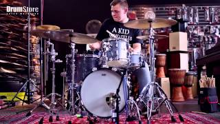 Sonor Safari + Turkish Rhythm and Soul DrumStore.pl Test - Mikołaj Stańko