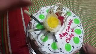 Các bạn chúc mừng sinh nhật Mình