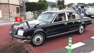 天皇皇后両陛下が、スパリゾートハワイアンズで開催される「全国植樹祭...