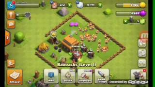 Clash of clans 5 level smo