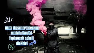 Status wa smoke efek es