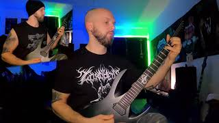 Bolt Thrower - Contact - Wait Out Guitar Cover
