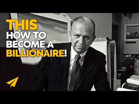 Invest In Yourself! - J. Willard Marriott Success Story - Famous Friday