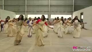 Entemedu jimiki Kambal song  _Onam dance kerala girls rocking performance