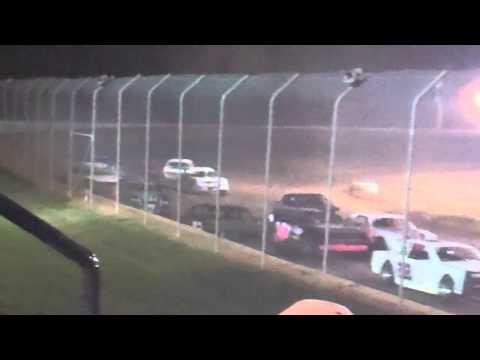 Ark La Tex Speedway factory stock heat usmts