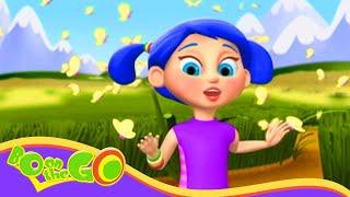 Bo Auf der GO! - Bo und den Drachen Königin | Lustige Cartoons für Kinder