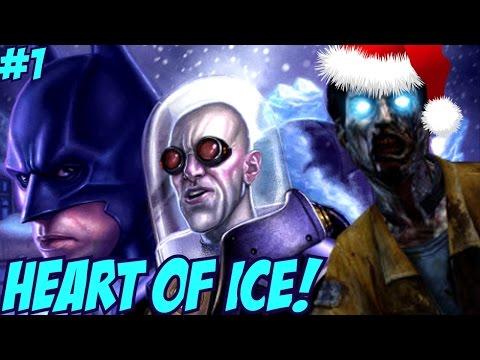 """BATMAN ZOMBIES!"" - Custom Zombies ""HEART OF ICE"" #1 (CoD WaW Custom Zombies)"