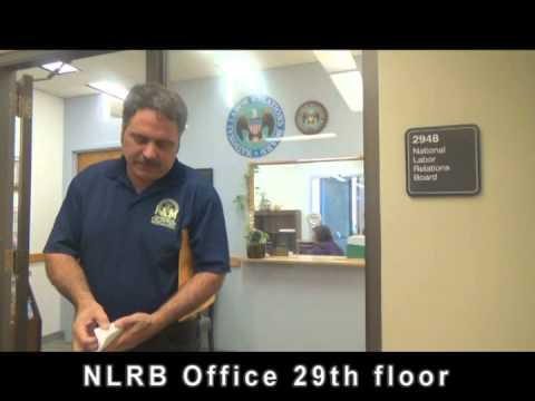 Filing with the NLRB for your Election