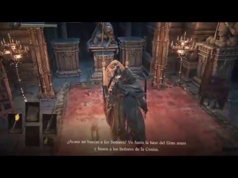 Dark Souls 3 Llave Del Elevador Youtube