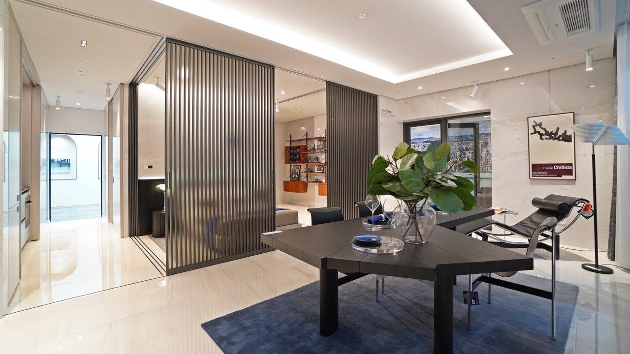 강남 소형 고급주택 인테리어 최고! Interior Design (KOREA)